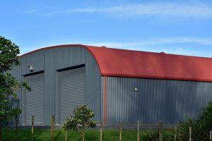 custom metal agricultural building